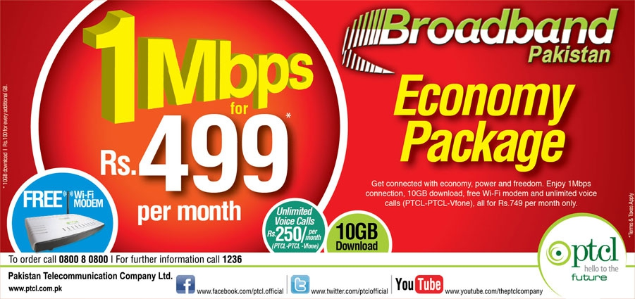 Broadband Economy Package