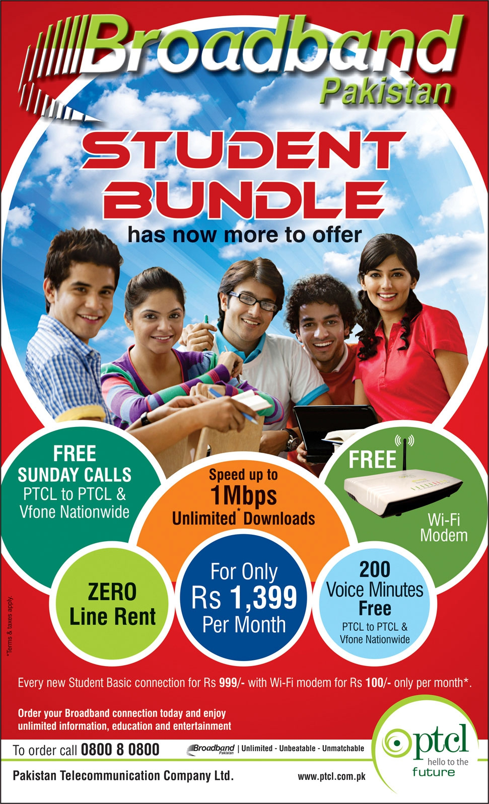 Student Bundle Package