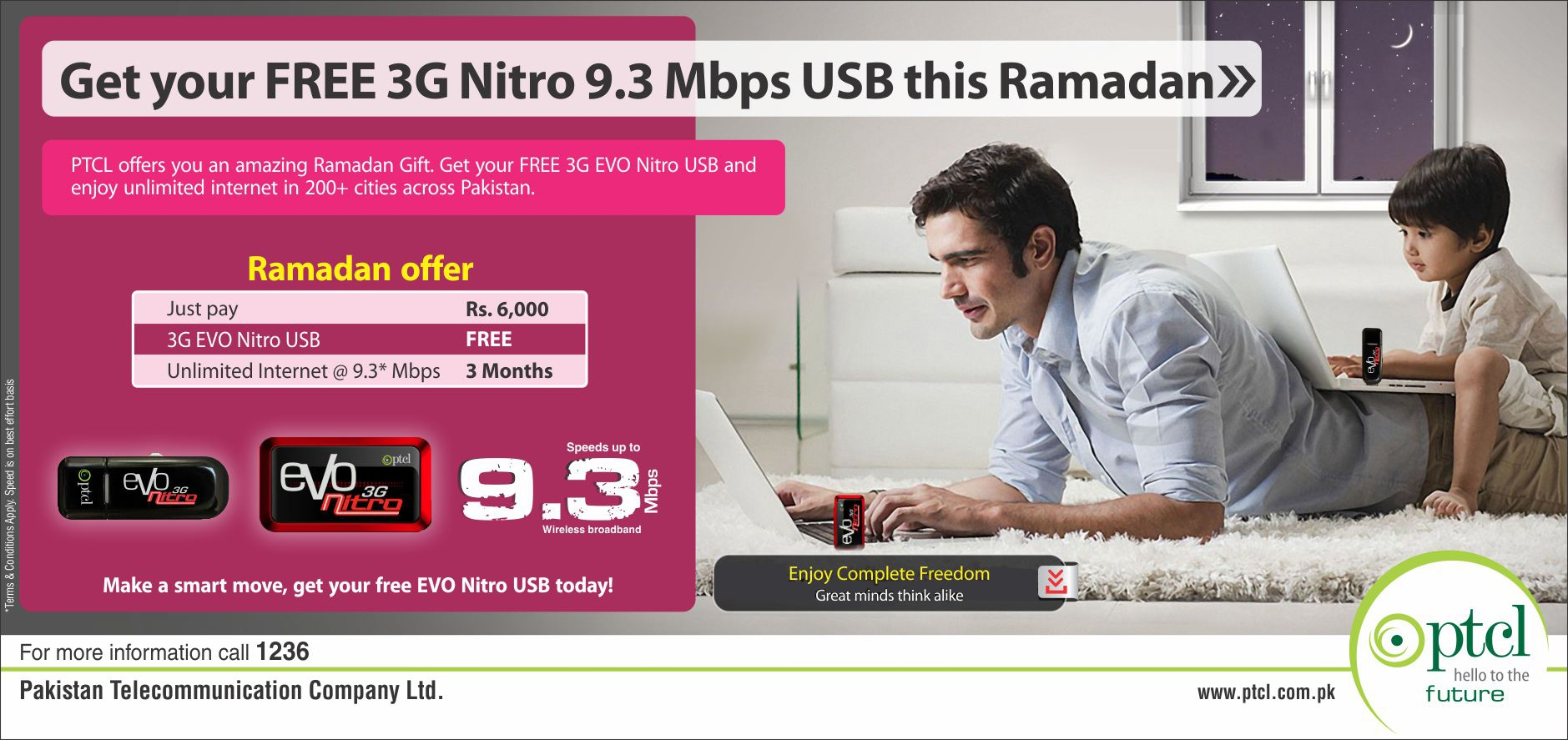 EVO NITRO 9.3 Ramazan Offer