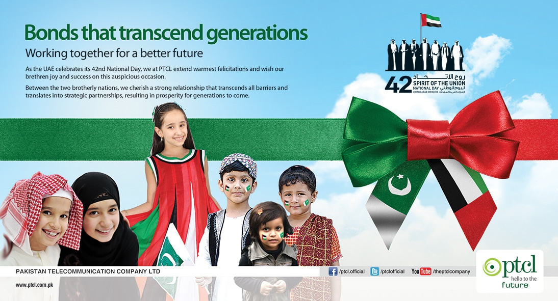 UAE National Day - Bond That Transcend Generations