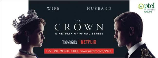 Launch of NETFLIX with PTCL in Pakistan