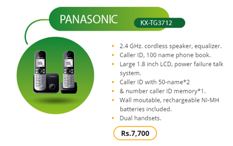 Introducing Featured Packed Corded and Cordless Phones